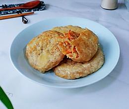 辣粉蚝香萝卜饼的做法