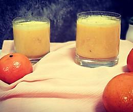 酸奶橘子奶昔的做法