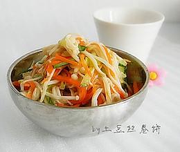 #夏日素食#葱油金针菇的做法