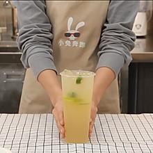 小兔奔跑奶茶教程:金桔柠檬茶的做法