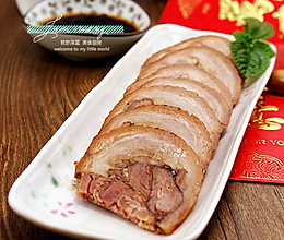 春节家宴喜庆硬菜系列六------[酱香肘花]的做法