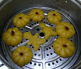 南瓜糯米南瓜饼的做法