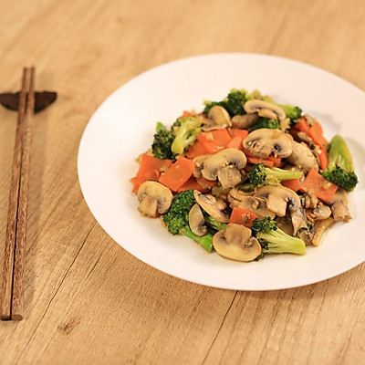 迷迭香美食| 蘑菇西兰花
