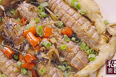 小羽私厨之豆腐鱼煎虾爬子