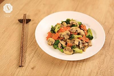 迷迭香美食| 蘑菇西蘭花