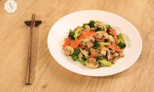 迷迭香美食| 蘑菇西兰花的做法