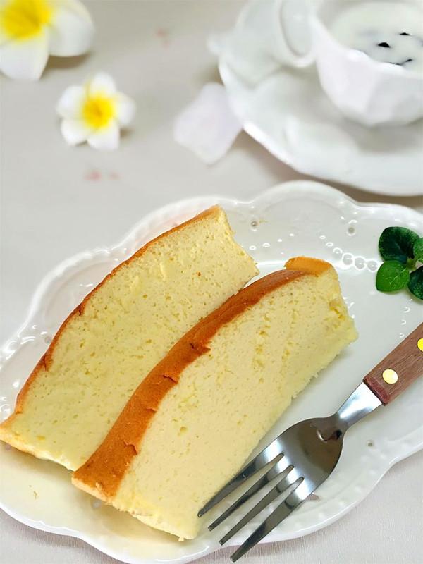 低糖无油酸奶蛋糕的做法
