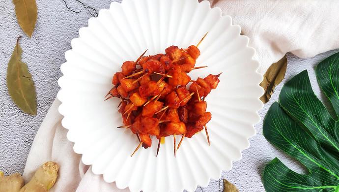 #硬核菜谱制作人#烤鸡胸肉