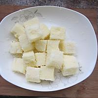 【冰凉一夏】椰丝牛奶小方的做法图解5