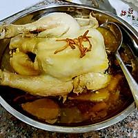 滋䃼养颜- 清炖鸡的做法图解8