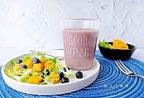 牛奶紫米银耳露的做法