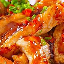 【煎焗鱼腩】草鱼这样烧,滑嫩入味卖相好!