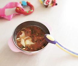 番茄鸡肉柳叶面 宝宝辅食的做法