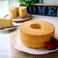 淡奶油戚风蛋糕#我的烘焙不将就#的做法图解13