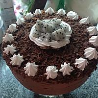 巧克力慕斯蛋糕的做法图解25