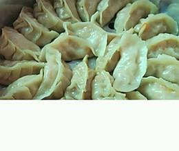 猪肉萝卜香芋饺子的做法