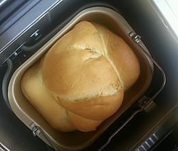 柏翠面包机做面包的做法