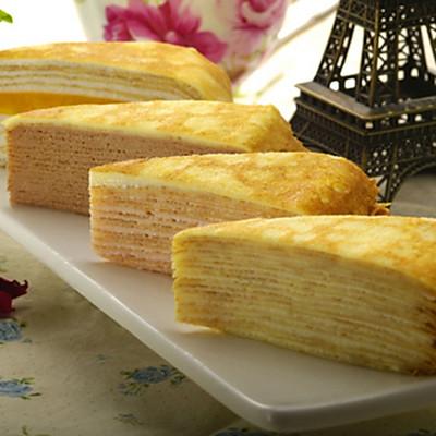 千层薄饼蛋糕