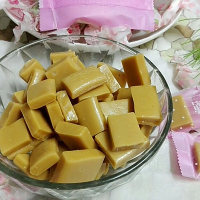 红茶太妃糖