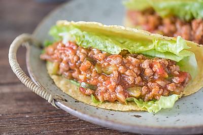 墨西哥玉米饼 | 每日菜谱