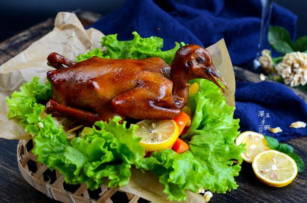 柠香烤乳鸽的做法