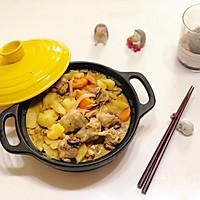 #硬核菜谱制作人#泰式绿咖喱鸡的做法图解8