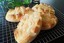 纺锤形砂糖黄油餐包的做法