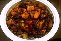 红烧牛肉土豆胡萝卜的做法