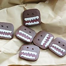 多摩君饼干(巧克力卡通饼干)