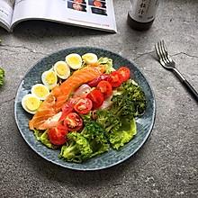油醋汁蔬菜沙拉