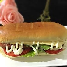 面包三明治#东菱魔法云面包机#