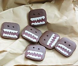 多摩君饼干(巧克力卡通饼干)的做法
