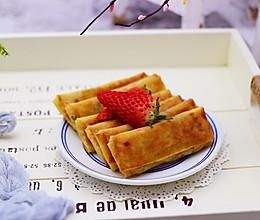 土豆丝红椒煎春卷#春季食材大比拼#