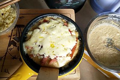 煎蛋器小披萨