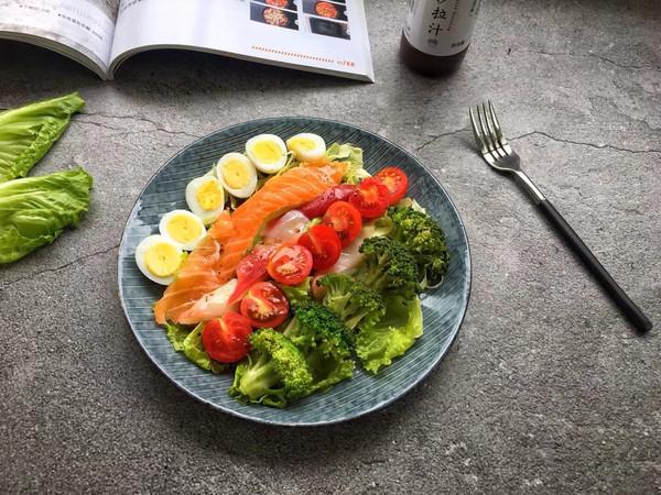油醋汁蔬菜沙拉的做法