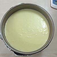 榴莲芝士蛋糕的做法图解13