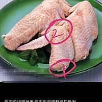 新奥尔良翅包饭的做法图解1