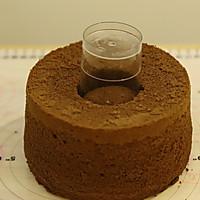 吃一口就爱上的爆浆奶盖可可蛋糕的做法图解12
