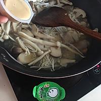 鲜菇杂菌浓汤的做法图解12