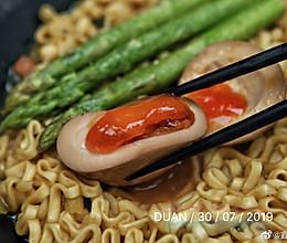 半熟玉子——京都飘亭米其林三星早餐(温泉蛋/溏心蛋)的做法