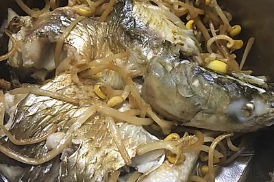 子鱼黄豆芽