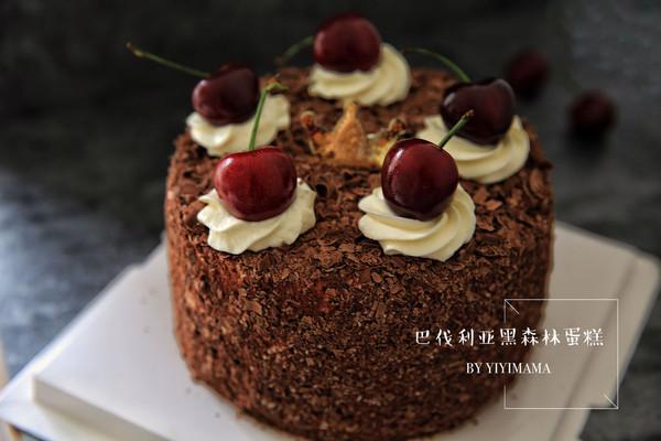 德国黑森林蛋糕的做法