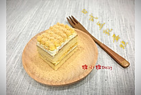 日式豆乳蛋糕的做法