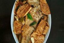 黄花鱼炖煎豆腐的做法