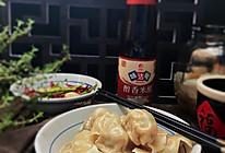 #味达美名厨福气汁,新春添口福#韭菜鸡蛋饺子的做法