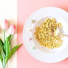 辅食日志 | 蛋黄溶豆