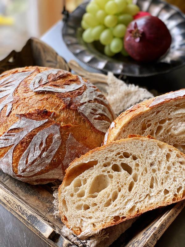 珐琅锅—乡村面包