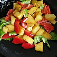 红烧土豆块的做法图解4