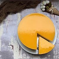 8寸芒果慕斯蛋糕的做法图解19