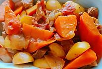 咖喱咖喱,咖喱牛肉的做法